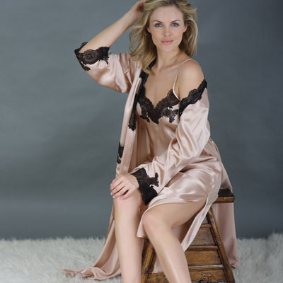 ab42357374 Cocoon yourself and loved ones with Luxury Silk Nightwear by Silk Cocoon